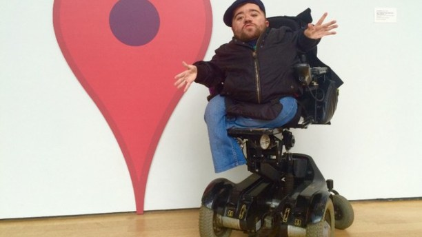 Stolen Wheelchair Replaced Through the Internet