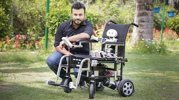 Pakistan's First Locally-Created Wheelchair to Arrive This Month
