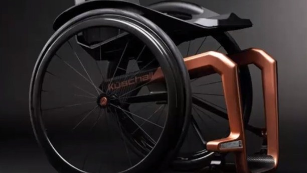 The Küschall 'Superstar': The World's Lightest Wheelchair