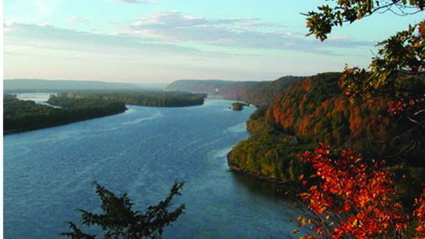 Exploring My Own Backyard; Touring the River Bluffs Scenic Byway