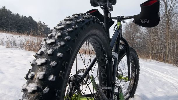 The Perfect Fatbike Ride