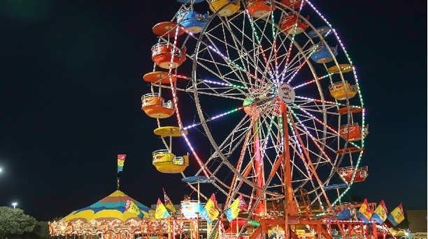 Carnivals, Concerts, and Cotton Candy at the Clayton County Fair