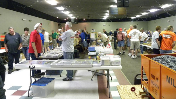 Chug On Down to the 4th Annual Elkader Model Train Show and Swap Meet