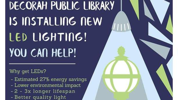 A Brighter Future is Coming to the Decorah Public Library