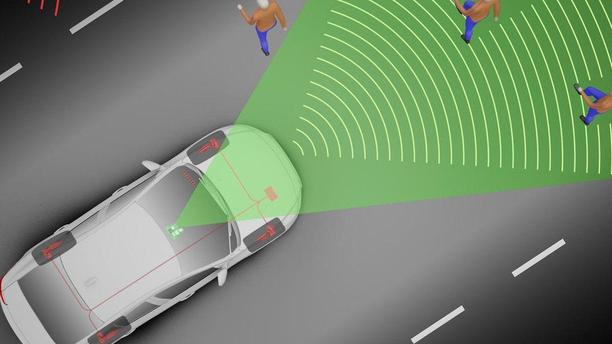 Anti-horse-collision System on Volvo's Radar