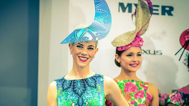 A Fashionable, Sophisticated Day at the Races