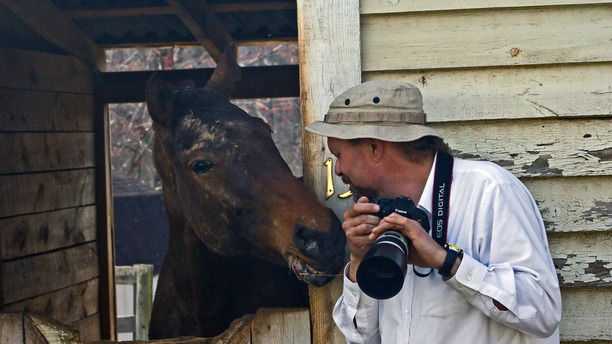 They Shoot Horses or On The Rail With a Camera