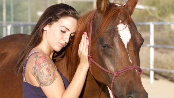 Understand Yourself with Equine Assisted Therapy