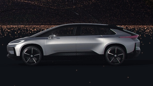 The Impressive FF91 Electric Car Launched In Error-strewn Event