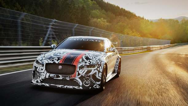 The Jaguar XE SV Project 8: The Very Embodiment Of True, Road-Going Power