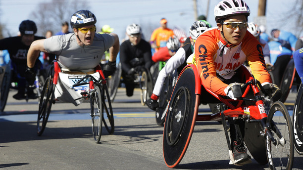 A Closer Look at the Boston Marathon's Wheelchair Division