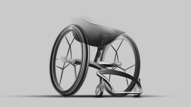 3D Printed Wheelchair Set to Be a Game Changer