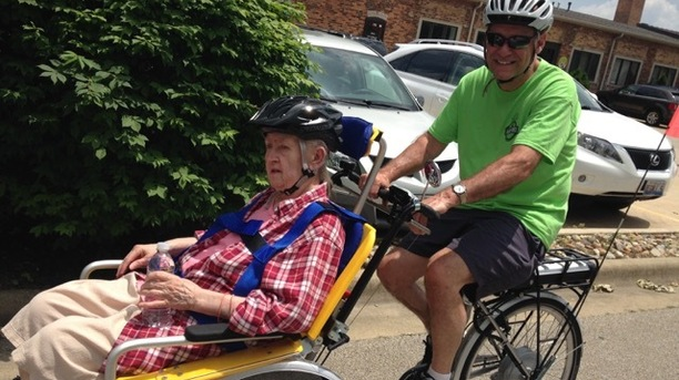 Healing Rides and Their Volunteering Mission