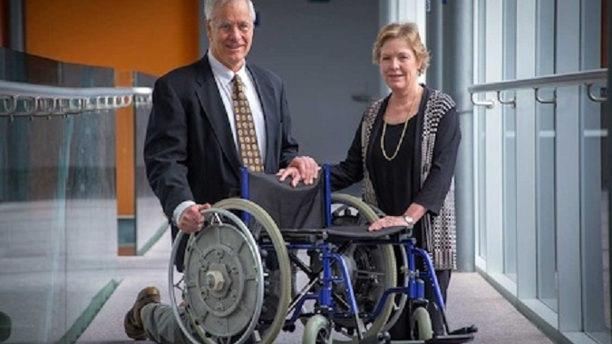 Ezy-Wheels: The New Revolutionary Wheelchair With Less Strenuous Propulsion