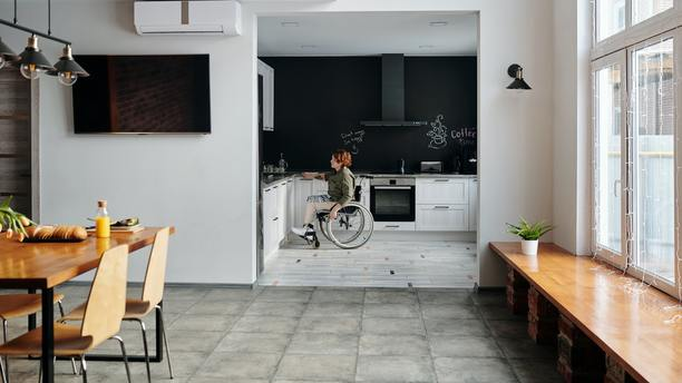 How To Create A Wheelchair-Friendly Home