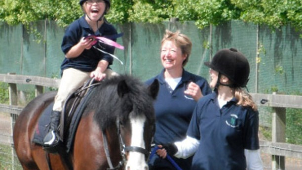 Hippotherapy - Horses for Courses