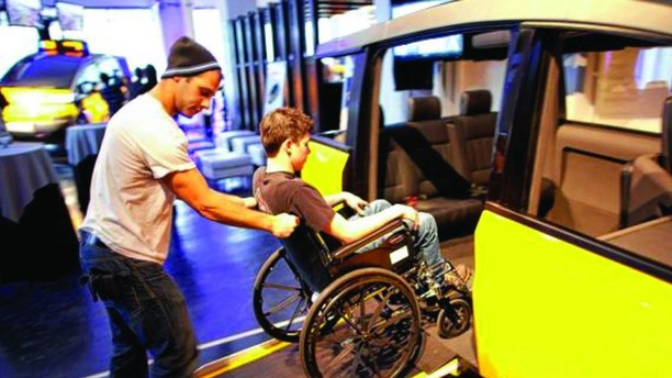 Wheelchair-Friendly Surcharge for Taxis Now