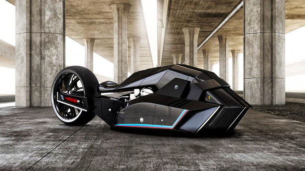 Autonomous Motorcycles of the Future
