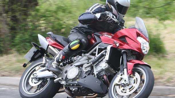 Aprilia Shiver 750GT: An All-Round Italian Bike